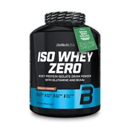 Iso Whey Zero 2270g BioTechUSA