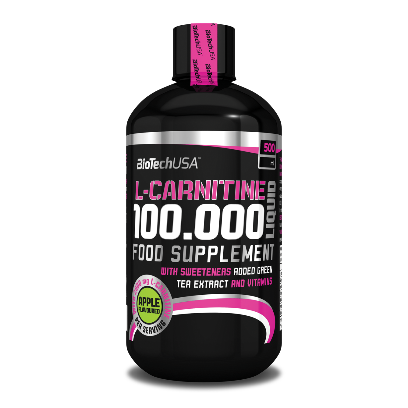 L Carnitine 100.000 Liquid Biotech USA