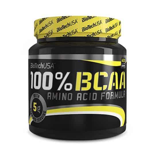 100% BCAA 400G BiotechUSA