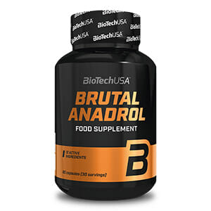 Brutal Anadrol BiotechUSA potenciador de la testosterona.