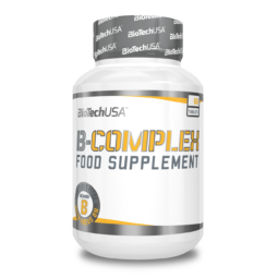 BioTechUSA B-Complex 60 caps