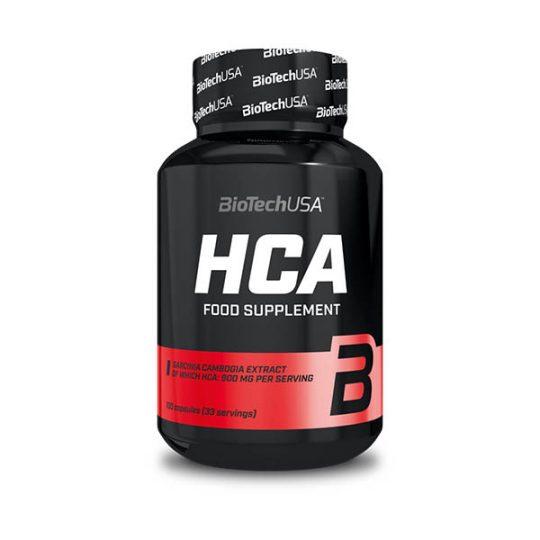 HCA Biotech USA Quemagrasas