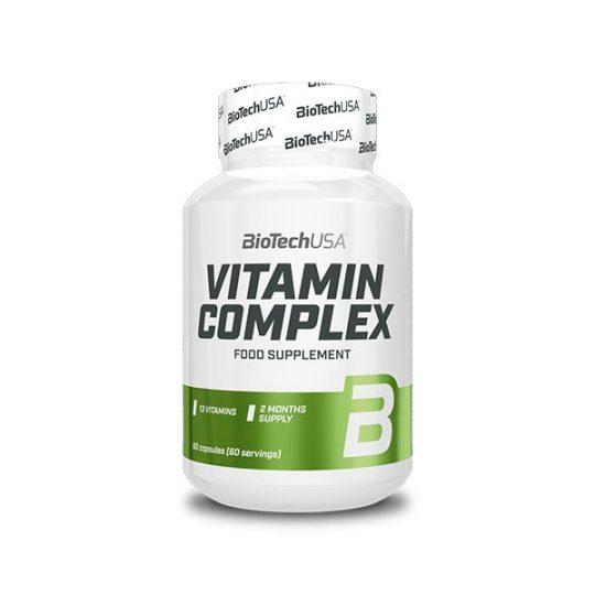 Vitamin Complex 60 Caps BiotechUsa
