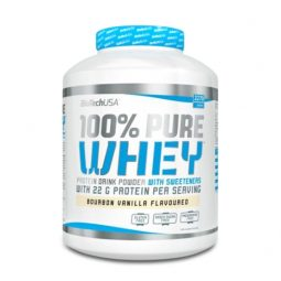 100% Pure Whey + 20%