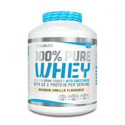 100% Pure Whey + 20%