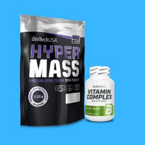 hyper mass + vitaminHyper Mass + VITAMIN COMPLEX