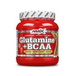 Glutamine + BCAA Powder 500g