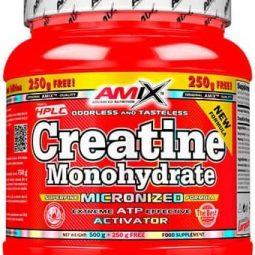 Creatina Monohidrate 500gr + 250gr