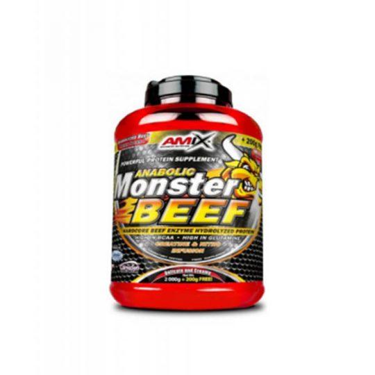 Monster BEEF 2 kg + 200 gr AMIX
