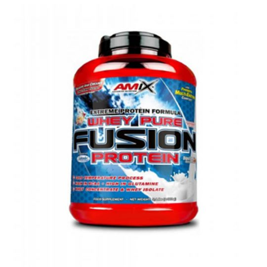 Whey Pure Fusion 2,3 kg Amix