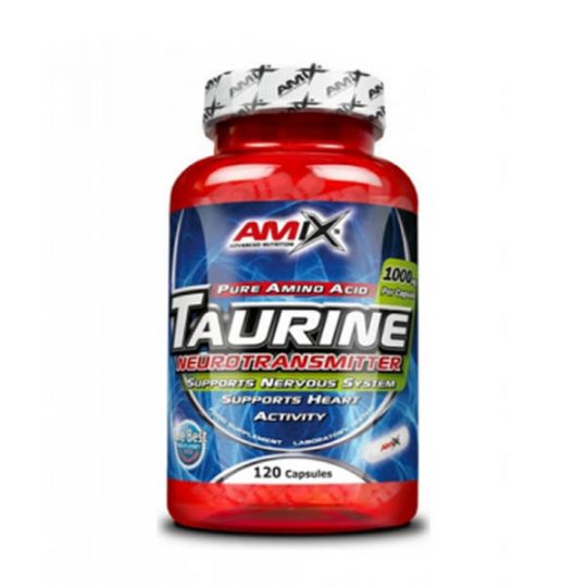 Taurine AMIX 120 caps
