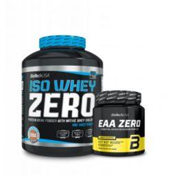 ISO WHEY ZERO - 2270G + EAA 350g