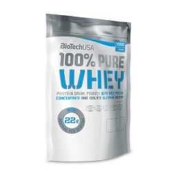 BioTech 100% PURE WHEY 1KG