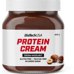 Protein Cream 400 g BiotechUSA