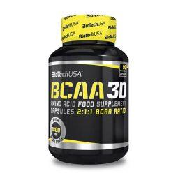 BCAA 3D90 caps BiorechUSA