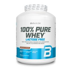 100% PureWhey 2270g SIN Lactosa
