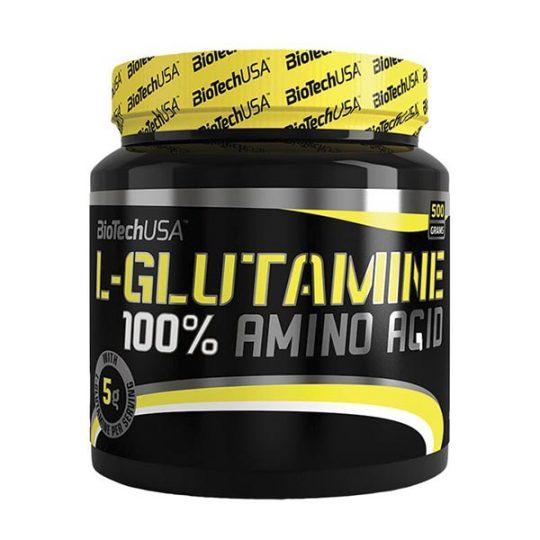L-Glutamina 100% 500 g