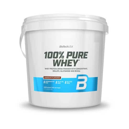 100% PURE WHEY 4000 g