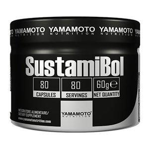 Yamamoto Nutrition SustamiBol 80 Cápsulas