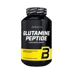 GLUTAMINE PEPTIDE 180 CAPS
