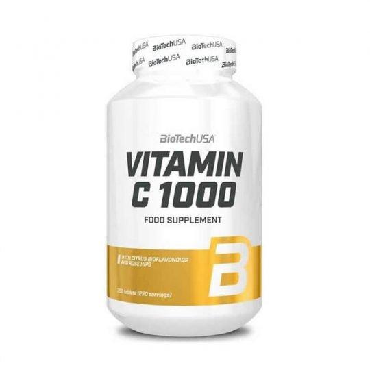 VITAMIN C 1000 WITH BIOFLAVONOIDS 250 TABS