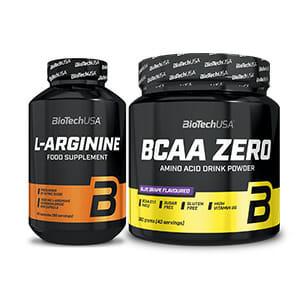 L-ARGININE + BCAA