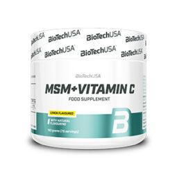 MSM citamina c