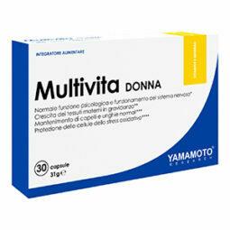 Multivita DONNA Yamamoto Nutrition