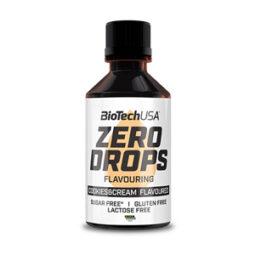 BiotechUSA Zero Drops saborizante