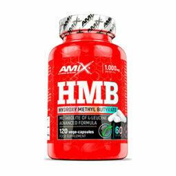 AMIX NUTRITION HMB 120 CAPS