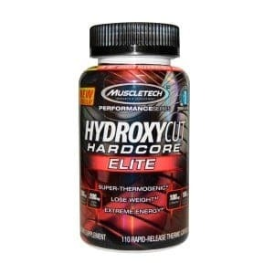 Hydroxycut Hardcore Elite 110